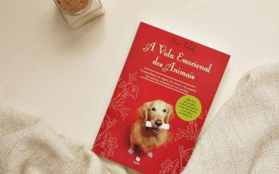"""Livro: """"A Vida Emocional dos Animais"""""""