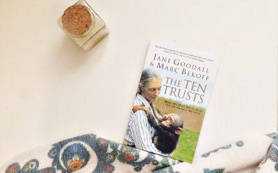 """""""The Ten Trusts"""" de Jane Goodall"""