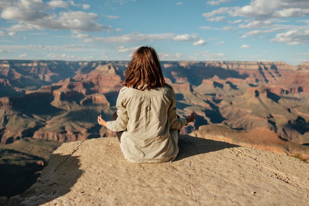 Meditar com os Animais: Meditação da Montanha